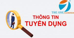 theonecleantech tuyển dụng